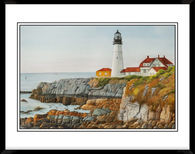 12x17-Landscape-Frame-with-Peaceful-Morning