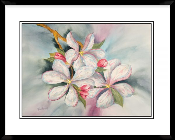 1x2-Landscape-Frame-with-Cherry-Blossom-Time