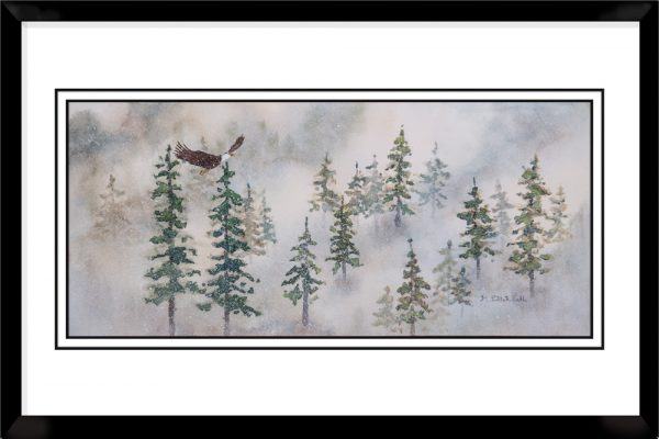 1x2-Landscape-Frame-with-Where-Eagles-Fly