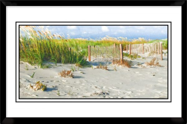 1x2-picture-frame-black-with-Dune-Fences
