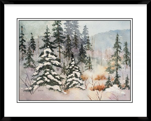 2x3-Landscape-Frame-with-Winter-Woods